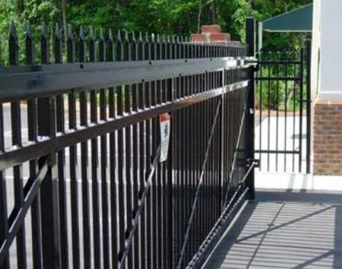Secure Access Gate
